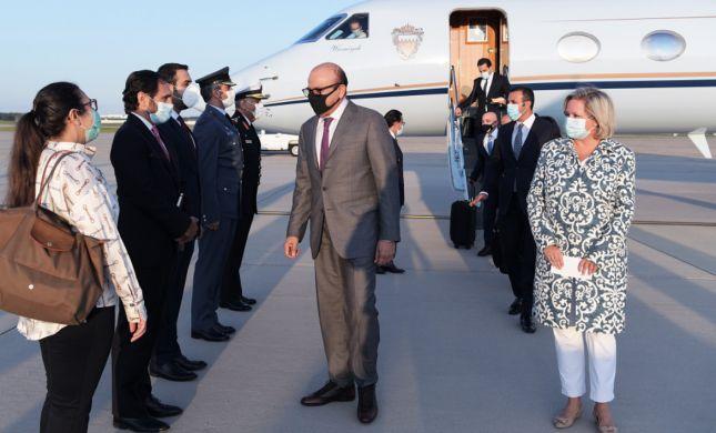 המשלחת בראשות ראש הממשלה נחתה בוושינגטון