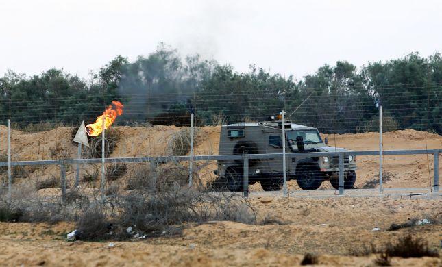 סוכל פיגוע: מחבל חמוש במטען נעצר בגבול עזה
