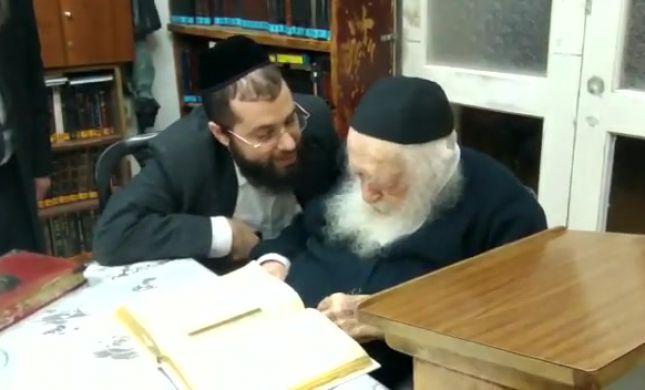 בבית הכנסת של הרב קנייבסקי הפרו את הסגר