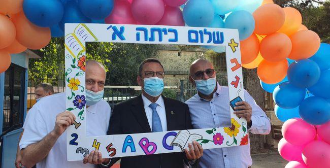 ירושלים: 198 כיתות חדשות, קפסולות בגן החיות