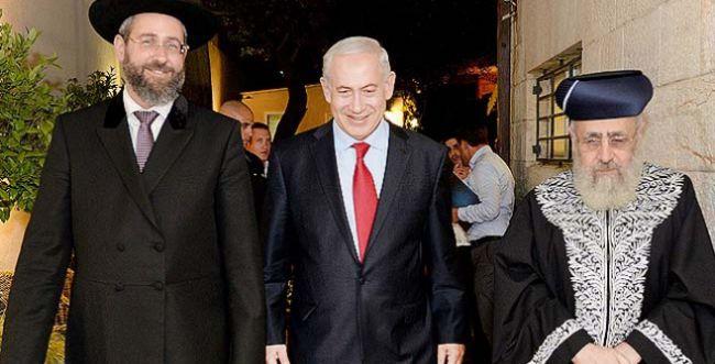 למנוע את המגפה: נתניהו שוחח עם הרבנים הראשיים