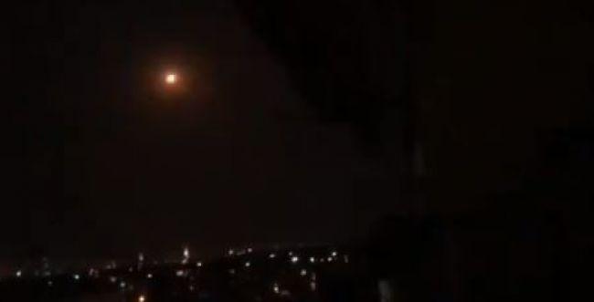 דיווח בסוריה: חיל האוויר תקף את שדה התעופה T4
