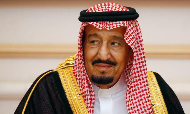 """מלך סעודיה: """"בלי מדינה פלסטינית - לא יהיה שלום"""""""
