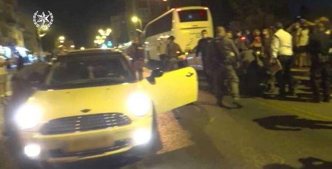 חקירת המשטרה: הצעיר בבלפור לא התכוון לדרוס