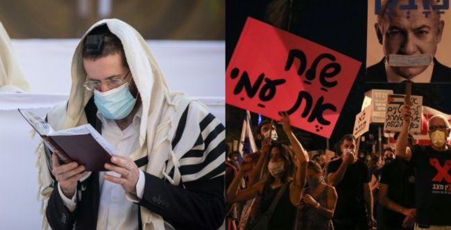 המתווה המסתמן: אלו המגבלות להפגנות ותפילות