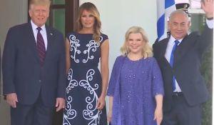 אופנה וסטייל, סרוגות מה לבשה שרה נתניהו לחתימה על הסכם השלום?