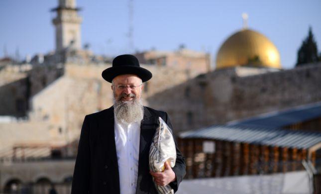 הרב שמואל, אשריך שנתפסת על דברי תורה