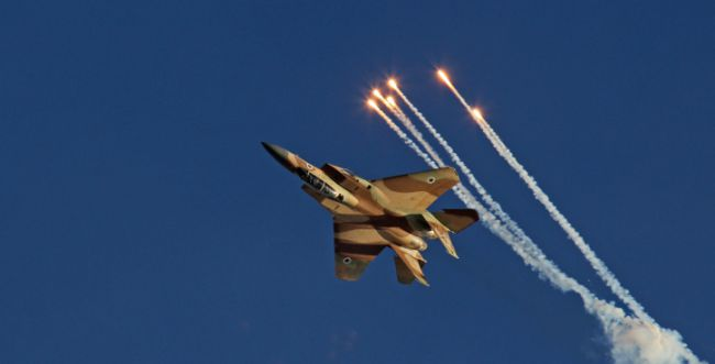 תיעוד: תקיפות חיל האוויר בעזה. צפו