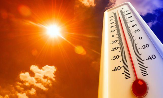 עד אחרי ראש השנה | גל חום קיצוני: תחזית מזג אוויר