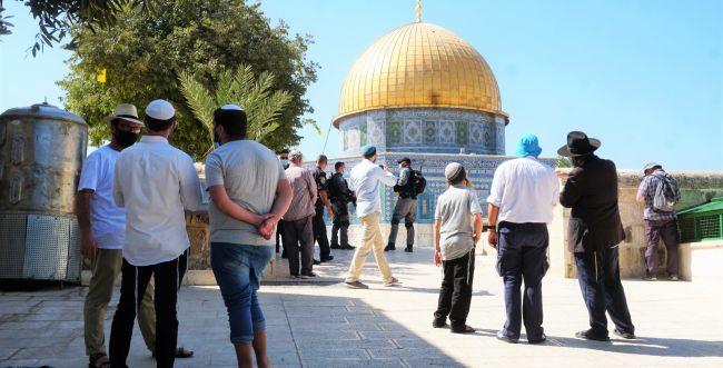 הר הבית סגור ליהודים עד יום ראשון עקב חג מוסלמי
