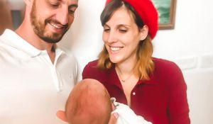 הורות ולידה, סרוגות ענהאל שמואלי חושפת את השם שבחרה לבתה