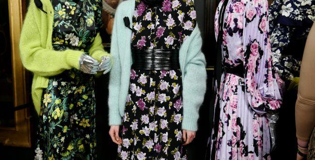 אופנה צנועה הישר משבוע האופנה בלונדון