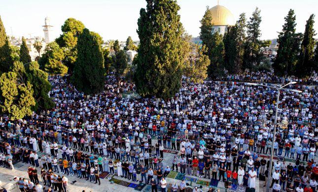 קורונה | הר הבית יסגר לתפילת מוסלמים?