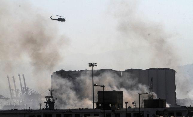 דיווח בלבנון: פיצוץ במחסן נשק של חיזבאללה