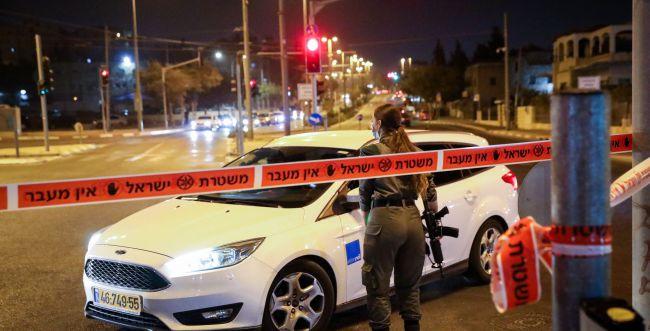 חולה מאומת תושב בני ברק השתעל על שוטרים במחסום