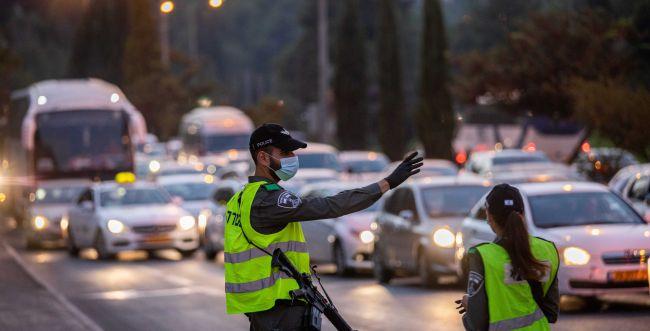 במידת הצורך: יגוייסו חיילים לתגבור המשטרה בסגר