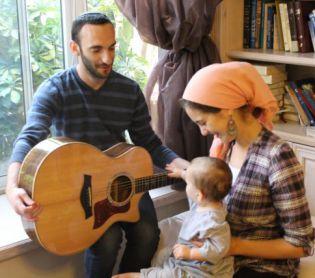 מוזיקה, תרבות מזל טוב: 'יונינה' חושפים את השם המקורי שבחרו לבתם