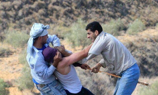 עשרות ערבים תקפו יהודים סמוך לכוכב השחר