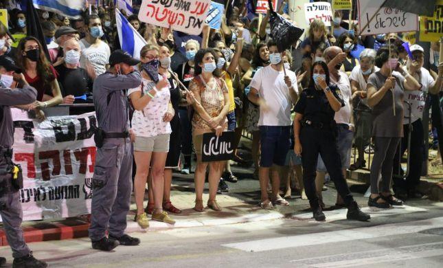 שבוע 11 להפגנות: אלפים צועדים לבלפור