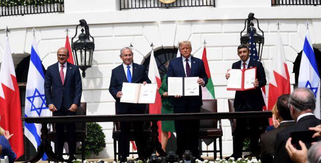 רשמית: הסכם השלום המלא בין ישראל ואיחוד האמירויות