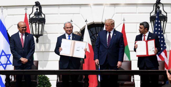 דיווח: הסכם שלום נוסף יוצג לפני סיום כהונת טראמפ
