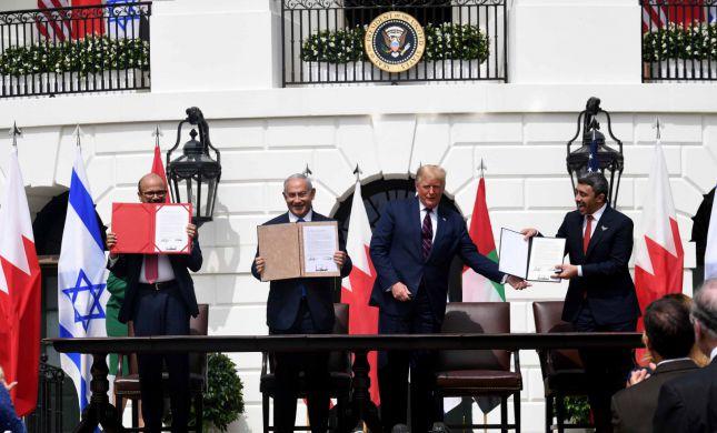 אחרי הכנסת: האמירויות אישרו את הסכם השלום