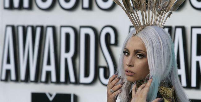 פסטיבל המסכות: ליידי גאגא בטקס פרסי הMTV