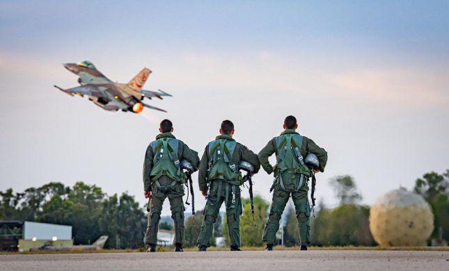 אירוע עצוב: נסגרה הטייסת שהפציצה את הכור בעיראק