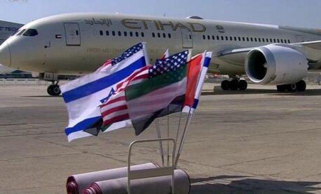 הסכם חדש: ישראלים יוכלו לטוס לאמירויות