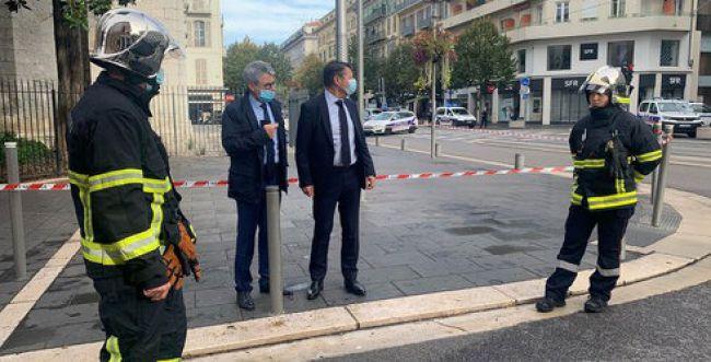 """מקרון: """"צרפת נמצאת תחת מתקפת טרור איסלאמית"""""""
