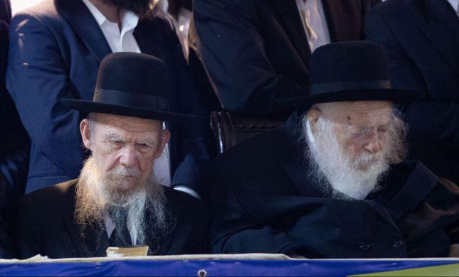 הרבנים החרדים: לא לסגור בתי כנסת, להתפלל בחוץ