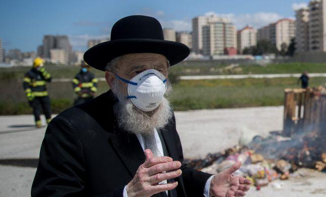 הרב אריה שטרן: אסור לקיים אירועים המוניים בחג הסוכות