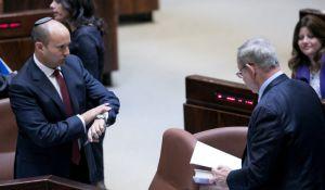 חדשות, חדשות פוליטי מדיני, מבזקים לראשונה: בנט עוקף את נתניהו בסקר התאמה