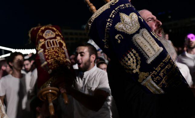 למרות הקורונה: הקפות שניות ייערכו בתל אביב