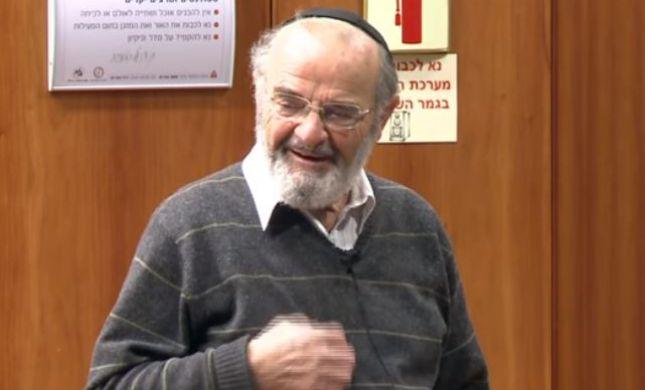 ברוך דיין האמת: הרב מיכאל צבי נהוראי הלך לעולמו