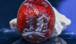 """ארכיאולוגיה, טיולים ד""""ש מימי המקדש: ממצא נדיר התגלה בעיר דוד"""