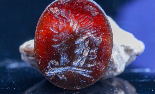 """ד""""ש מימי המקדש: ממצא נדיר התגלה בעיר דוד"""