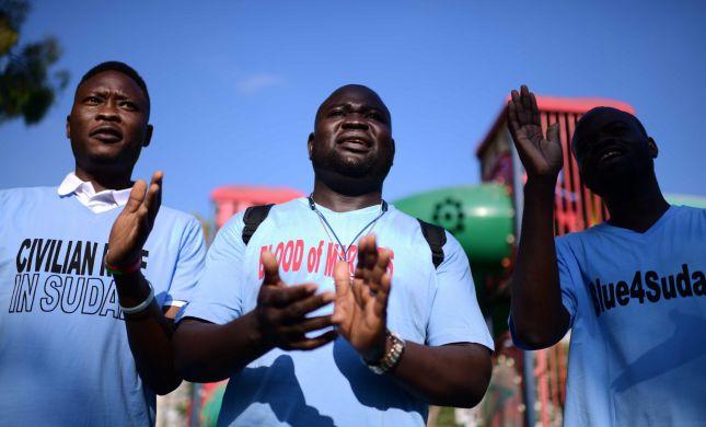 אירופה: ניתן להשיב את הסודנים לארצם גם בכפייה