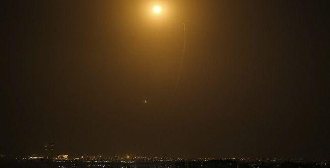שתי רקטות נורו לעבר אשקלון; אחת יורטה