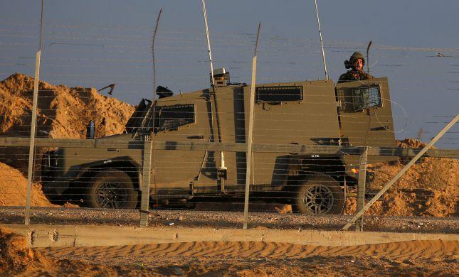 """התרעה לפיגוע מעזה: צה""""ל מגביל את התנועה ליד הגבול"""