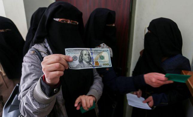 גנץ חתם על צווי תפיסה לכספים שהועברו למחבלים