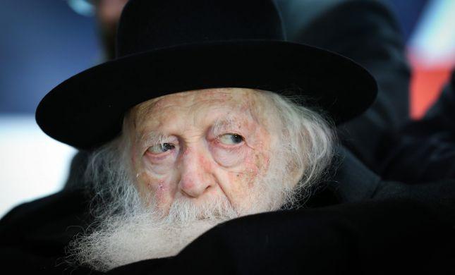 """הרב קנייבסקי: """"יש להקפיד על התקנות שנקבעו"""""""