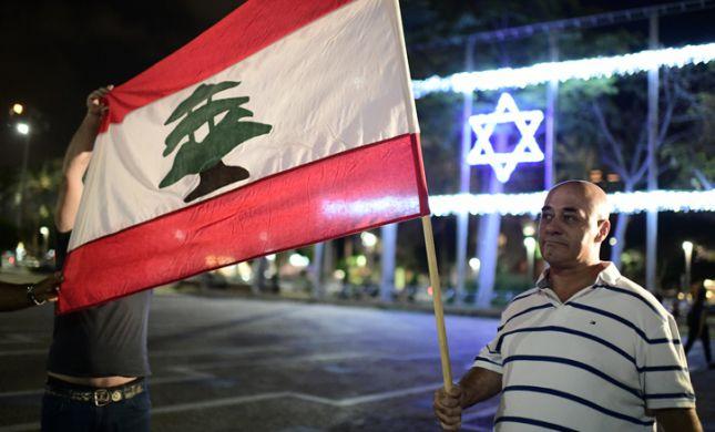 רשמית: ישראל ולבנון יתחילו מגעים לקביעת גבול ימי