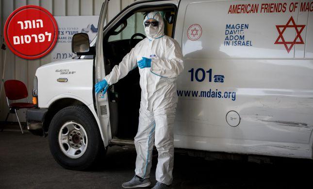 """בעבור תשלום:מתנדבי מד""""א ביצעו הונאת בדיקות קורונה"""