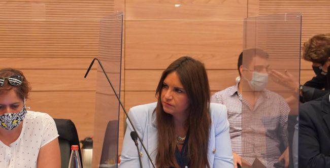 """שת""""פ נדיר: הממשלה תקדם חוק של ח""""כית מהליכוד"""