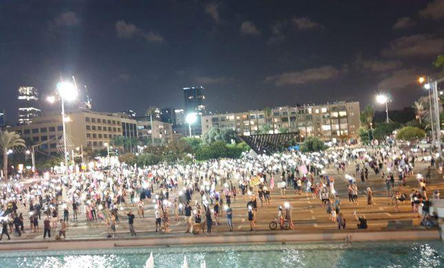 המחאה נמשכת: עשרות הפגנות בכל רחבי הארץ