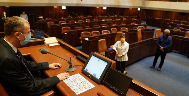תחת איום בחירות: מושב הכנסת יפתח היום