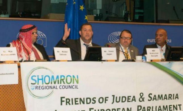 """""""האיחוד האירופי מיישר קו עם הרצחנות של אבו מאזן"""""""