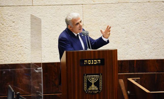 צפו בשידור חי מההצבעה על חוק פיזור הכנסת