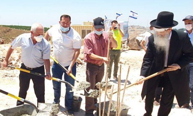 חג להתיישבות: 1000 יחידות דיור אושרו לבנייה בשומרון
